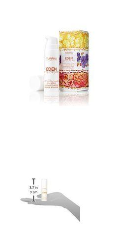 YURRKU Eden Eye Cream, 0.5 Oz New 3MHz Ultrasound Ultrasonic Micro Vibration Anti-Aging Facial Lifting Beauty Skin Care Spa Salon Machine