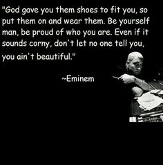Eminem is the best rapper in the whole world If you a rapper or singer CLICK HERE and check out my BEATS!