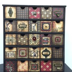 graphic 45 drawers