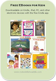 Today's list of free kids' ebooks is up. You will find a couple puzzle books, several middle & elementary grade novels, and a very nice picture book about pregnancy and birth.