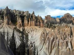 The vast landscape of Wheeler Geologic Area was formed by volcanic ash. One of Colorados wonders