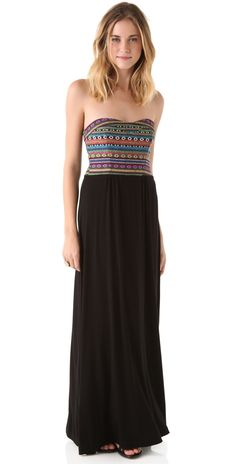 Maudine Maxi Dress by Flair