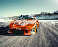 KREMER PORSCHE 935 JÄGERMEISTERCommissioned work for Kremer Racing in dedication of the legendary Kremer Porsche 935 and its victory at the 24 hours of Le Mans 35 years ago in of the most succesfull racing cars in history and with 850 ho… Porsche Wheels, Porsche Rsr, Porsche Motorsport, Audi Tt, Le Mans, Sport Cars, Race Cars, Nascar, Gq