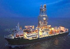 Ocean Rig files for bankruptcy protection