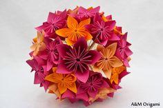 buque de noiva 2015 origami - Pesquisa Google