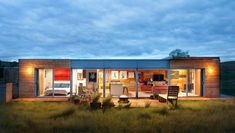 Coolest shipping container house catches everyone's eye | Stuff.co.nz