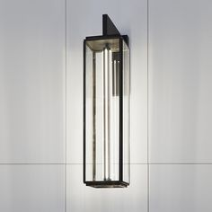Nautic tekna.be ILFORD WALL ON BRACKET 900 bronze antique verre clair