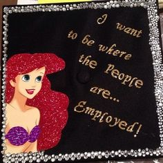 31 Graduation Caps That Absolutely Nailed It