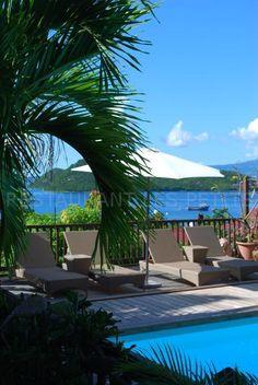 Hotel Restaurant les Petits Saints Terre De Haut Les Saintes Guadeloupe