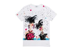 Image of Lane Crawford 2012 Fall/Winter Charity T-shirt Collection