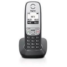 Chollo en Amazon España: Teléfono inalámbrico Gigaset A415 por solo 14,99€ (un 63% de descuento sobre el precio de venta recomendado y precio mínimo histórico)