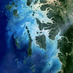 Earth from Space, thanks to satellite Landsat 5 / wowww
