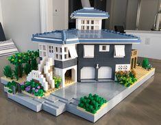Minecraft Houses Blueprints, House Blueprints, Minecraft Crafts, Lego Minecraft, Lego Craft, Minecraft Decorations, Minecraft Creations, Minecraft Stuff, Lego Stuff