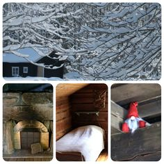 There are still places in Finland, where you can find elfs hiding. We looked first in the smoke sauna, then in the bedrooms upstairs and found him from the ceiling. To find the atmosphere so familiar from the Christmas greetings, you only need to book yourselves a Finnish winter weekend escape: http://skafur-tour.fi/winter-weekend-cross-country-skiing-snowshoeing-and-photographing/ #‎elf #‎slowlife #‎winterbreak #‎weekendescape