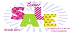 LoviesLetter.com Summer Sale
