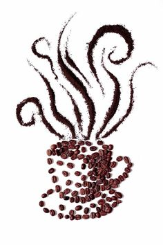 Make Incredible Pots Of Coffee With These Ideas. The morning coffee ritual is played out in households across the globe. Consider how you buy your coffee and where it comes from. What coffee do you typica Coffee Is Life, I Love Coffee, Coffee Break, Coffee Shop, Fresh Coffee, Coffee Bean Art, Buy Coffee Beans, Coffee Drinks, Coffee Cups