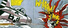 Whaam! - Roy Lichtenstein