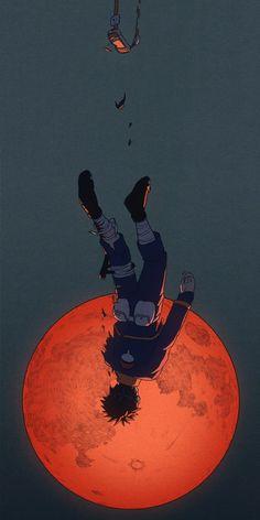Anime Naruto, Naruto Shippuden Sasuke, Naruto Kakashi, Wallpaper Naruto Shippuden, Naruto Fan Art, Naruto Cute, Otaku Anime, Manga Anime, Boruto