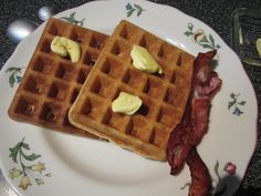 Food Lust People Love: Homemade Buttermilk Waffles