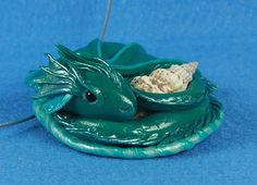 Polymer clay (FIMO) jewellery and sculptures etc