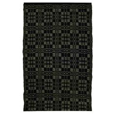 Shaker Rug Black And Grey Duncan