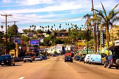 - Sunset Blvd in Silverlake, Los Angeles, CA -- Touring LA for the Dude's Birthday! California Dreamin', Los Angeles California, California Republic, Places Around The World, Around The Worlds, Silver Lake Los Angeles, San Francisco, San Fernando Valley, City Of Angels