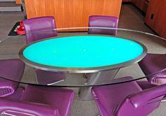LED Panel Light - Custom RGB Table