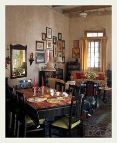 An Indian Summer: A home in Calcutta