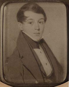 Charles P. Chouteau (1819 - 1884). ©Missouri History Museum. Descendant of Auguste Chouteau, who founded St. Louis with his step-father, Pierre Laclede. The Chouteaus remained influential well into the American period in St. Louis.