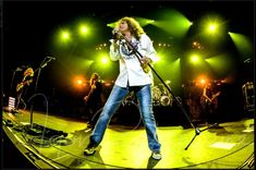 David Coverdale of Whitesnake