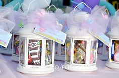 Fairy party favors
