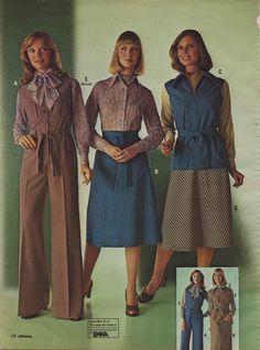 Women's Fashion (1976)