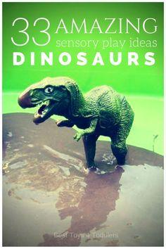 Sensory Activities Toddlers, Dinosaur Activities, Dinosaur Crafts, Sensory Bins, Hands On Activities, Infant Activities, Sensory Play, Learning Activities, Dinosaur Projects