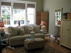 1000 Images About Living Room Colors On Pinterest Sage Green Walls Salisb