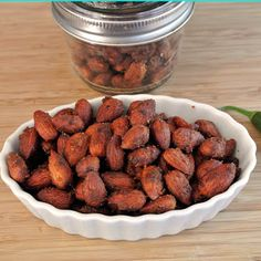 Mom, What's For Dinner?: Jalapeno Smokehouse Almonds
