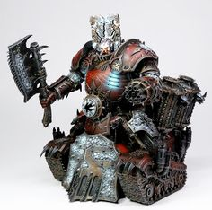 Tale of Painters: Showcase: Khorne Lord of Skulls