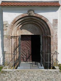 Romanische Basilika Peter und Paul mit Rotunde in Nabburg