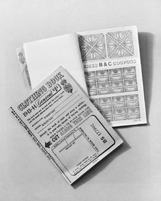From 1943, a detachable clothing ration book was included inside the main food ration book. Individual family members could then be responsible for their own clothing coupons, while the food books were usually looked after by the person who was responsible for the family's food shopping. Initially, every adult was given an allocation of 66 points to last one year. In 1943 this was reduced to 40 but rose again to 48 in 1944.