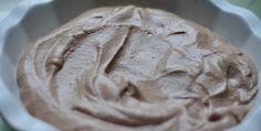 Chocolate Ice Box Pie