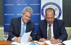 Cámara Americana de Comercio y OSAC firman acuerdo
