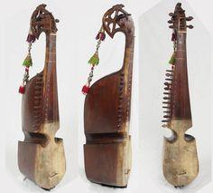 Afghan musikinstrumen Rubab Nr:2017/1 - orientart