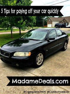 5 Tips for Paying off your Car Quickly and Lower your Car Insurance! These are super helpful tips, don't forget to share them with your friends! #Shop #Compare2Win #Inspireothers Debt, Debt Payoff #Debt