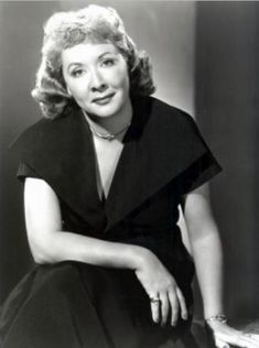 Love her!!!!! Lucille Ball and Vivian Vance were the best TV duo ever... ---> *VIVIAN VANCE