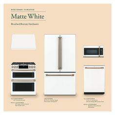 19 Premium Double Oven Parts Double Ovens Electric Wall Ovens White Kitchen Appliances, Kitchen Appliance Storage, Updated Kitchen, New Kitchen, Home Decor Kitchen, Home Kitchens, Kitchen Ideas, Feng Shui, Küchen Design