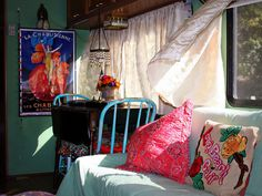 couch and dining table by jenniecook51, via Flickr
