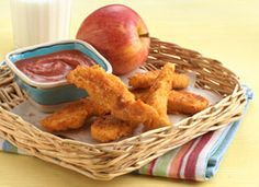 Ultimate Chicken Fingers Recipe - Tablespoon
