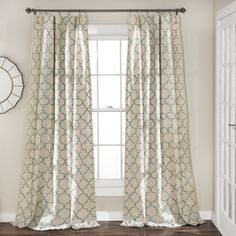 Curtains In Buffalo Check P Kaufmann Fabrics French