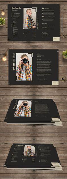 Photographer Resume CV Template 41 #stationery #CurriculumVitae #phorographer #pattern #StationeryDesign #CvTemplate #StationeryTemplate #woman #minimalresume #lawyer #letterhead #programmer #girl #doctor #resume #printready #jobapplicaton #CvDesign #msword Stationery Printing, Stationery Templates, Stationery Design, Resume Templates, Resume Help, Resume Tips, Resume Cv, Cv Design, Resume Design