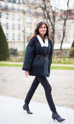 Emmanuelle Alt ... ParisFW