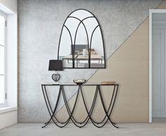 Oglinda decorativa de perete Gotic H110cm Minimalism, Mirror, Furniture, Design, Home Decor, Decoration Home, Room Decor, Mirrors, Home Furniture
